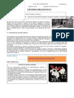 7º Coordinación -   GUIA DE AUTOAPRENDIZAJE SOBRE GENERO DRAMATICO.docx
