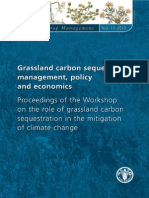 Grassland Carbon Sequestration