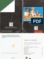 Beethoven - Manual - SNES