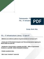 Treinamento ITIL v3