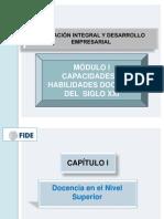 Modulo 1 - Capacidades y Habilidades Docentes Del Siglo XXI