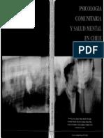 Psicología Comunitaria y Salud Mental en Chile (Domingo Asún y Cols)