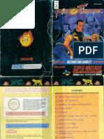 Art of Fighting - Manual - SNES
