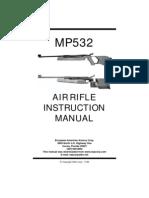 Air Rifle Instruction Manual