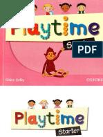 Play Time Starter Class Book