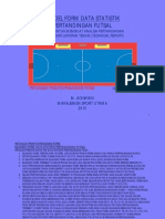 Petunjuk Praktis Pengisian Form Data Statistik Pertandingan Futsal