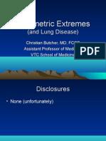 Barometric Extremes