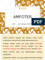 Amfoter