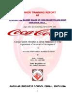 Coca Project Report