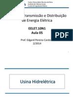 GTD - Usina Hidroelétrica