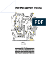 Process Safety Management Training