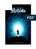 184699740 Matilda the Musical Script