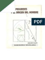 Las Pirámides y El Origen Del Hombre - Abelardo Falletti
