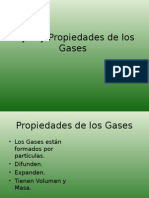 8° los gases