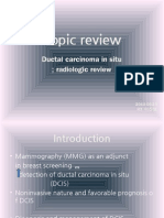 Topic review 6월 DCIS.pptx