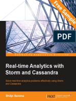Real-time Analytics with Storm and Cassandra - Sample Chapter