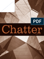Chatter, March 2015