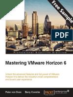 Mastering VMware Horizon 6 - Sample Chapter