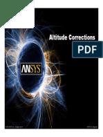 3. Adv Altitude Corrections
