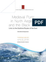 Medieval Ports in North Aegean and the Black Sea