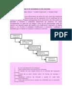 Modelo de Desarrollo en Cascada