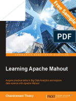 Learning Apache Mahout - Sample chapter