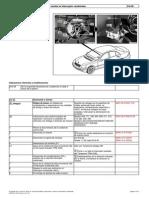 Mercedes  c220 Modelo 203 Desmontar, Montar El Interruptor Combinado