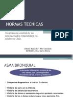 NORMAS TECNICAS