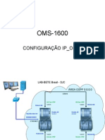 Oms-1600 - Ip_ospf Configuration