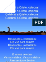 Celebrai a Cristo Celebrai