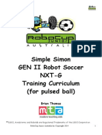 GEN II NXT G Simple Simon Soccer Player and Goalie