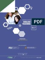 Brochure Programa de Especializacion Virtual Enseñanza Del Idioma Ingles