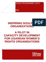 Inspiring Soulful Organizations