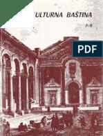 N. Cambi - Dvije glave tetrarhijskog doba iz Dioklecijanove palače u Splitu
