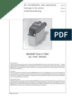 BM21 Vario Manual