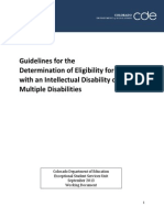 guidelinesfordeterminationeligibility id md