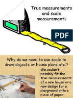 Scaled Measurements