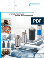 Pierburg-Fuel Pump Product Info