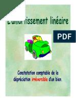 amortissement_lineaire