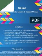 selma presentation