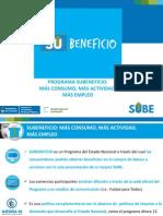 Presentación_SUBEneficio