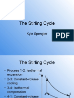 Stirling Cycle