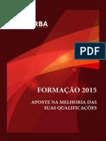 Oferta Formativa NERBA-AE 2015