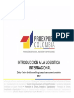 Intro Logistica Internacional