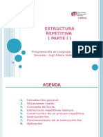 Estructura repetitiva ( Parte I )