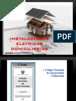 Intalaciones Electricas Domiciliarias
