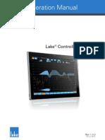Lake Controller Manual