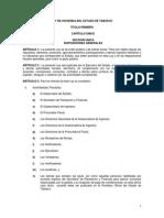 Ley de Hacienda Del Estado de Tabasco