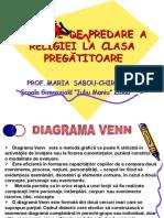 Metode Didactice Clasa Pregatitoare