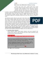 Membangun Mail Server Dan Webmail Di Debian 5 Lenny